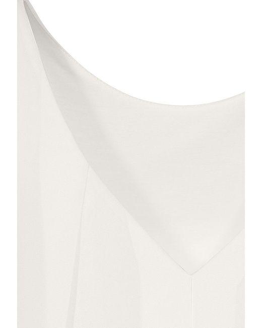 Топ Apart                                                                                                              белый цвет