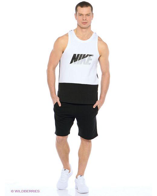 Шорты Nike                                                                                                              чёрный цвет