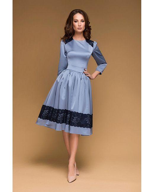 Платья 1001 DRESS                                                                                                              голубой цвет
