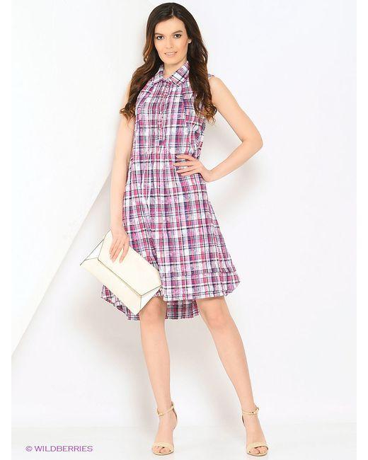 Платья YUVITA                                                                                                              фиолетовый цвет