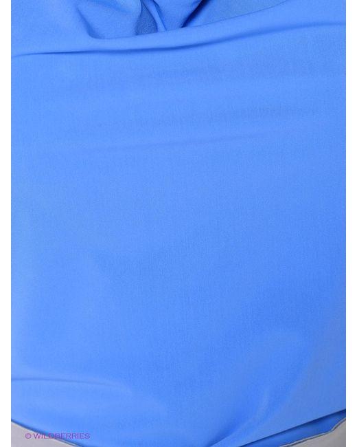Топ Katerina Bleska&Tamara Savin                                                                                                              голубой цвет