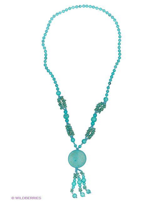 Колье Royal Diamond                                                                                                              голубой цвет
