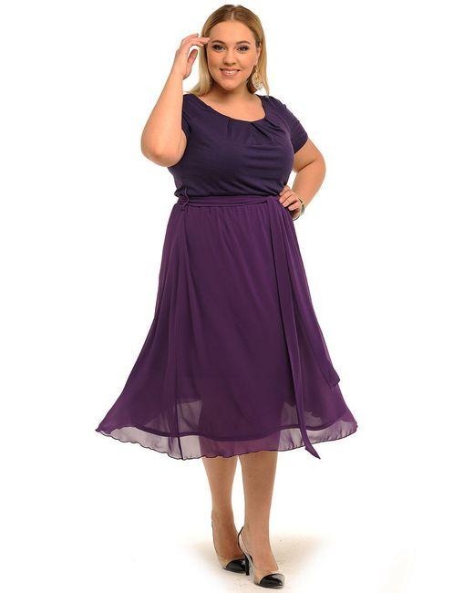 Платья Svesta                                                                                                              фиолетовый цвет