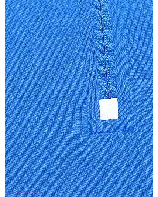 Джемпер Dri-Fit Element Hz Nike                                                                                                              синий цвет