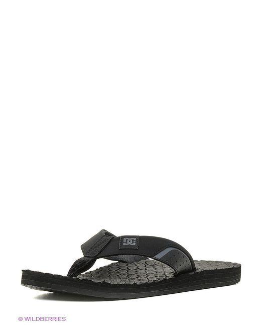 Пантолеты Dc Shoes Dcshoes                                                                                                              чёрный цвет
