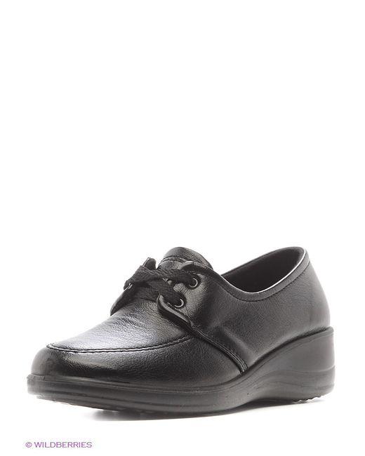 Туфли ШК обувь                                                                                                              чёрный цвет
