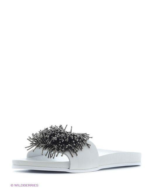 Шлепанцы Inuovo                                                                                                              белый цвет