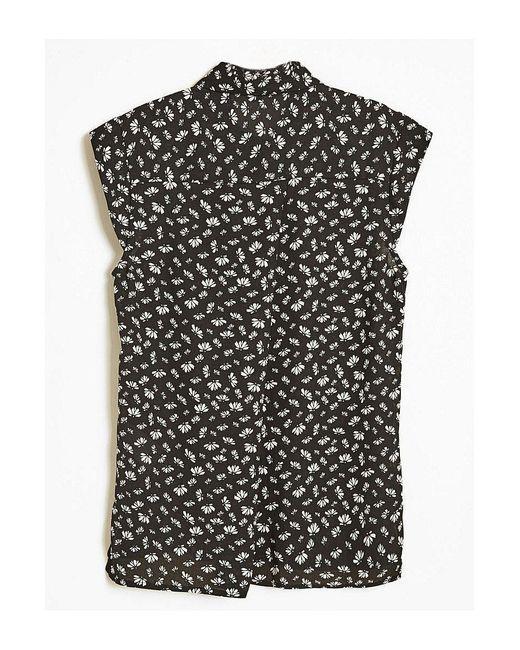 Блузки Jennyfer                                                                                                              чёрный цвет