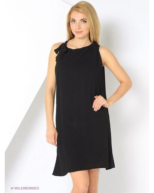 Платья SamIrini                                                                                                              чёрный цвет