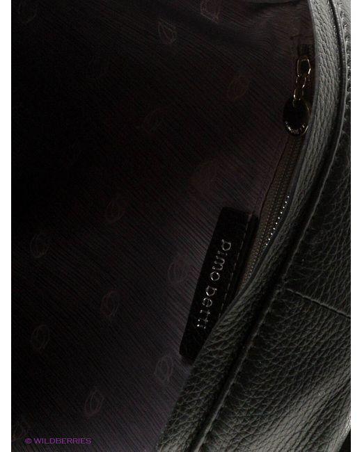 Рюкзаки Pimo Betti Pimobetti                                                                                                              чёрный цвет
