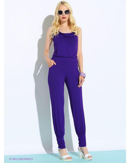 Комбинезоны Colambetta                                                                                                              фиолетовый цвет