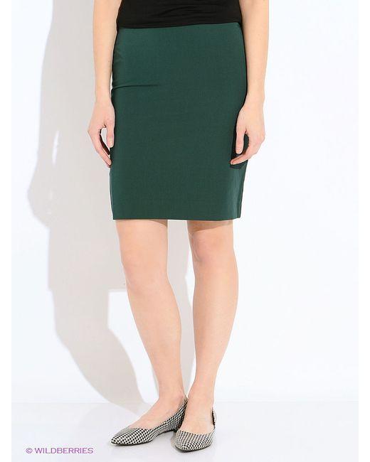 Юбки Oodji                                                                                                              зелёный цвет