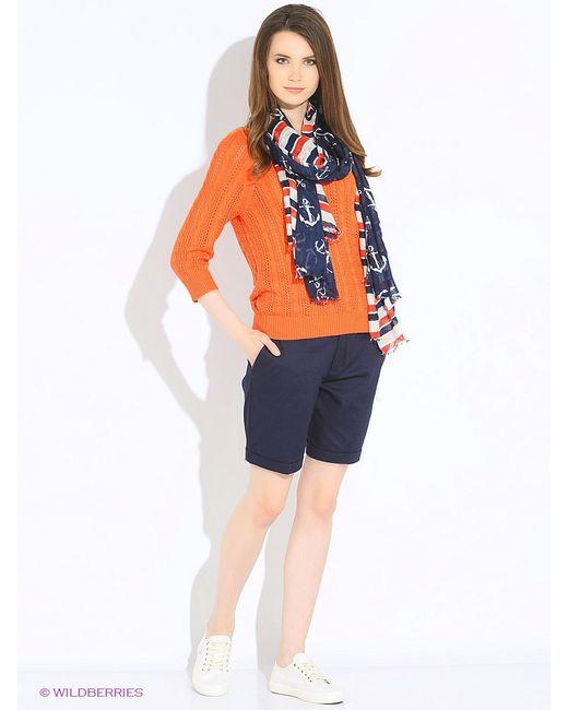 Джемперы Oodji                                                                                                              оранжевый цвет