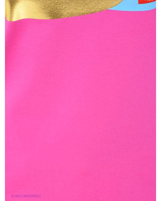 Футболка Braccialini                                                                                                              Малиновый цвет