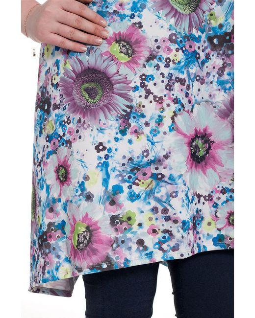 Платья Trispa                                                                                                              голубой цвет