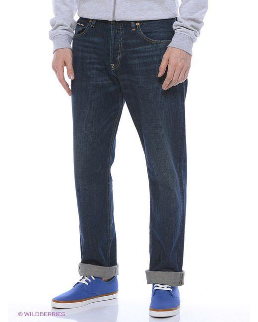 Джинсы Dc Shoes Dcshoes                                                                                                              синий цвет