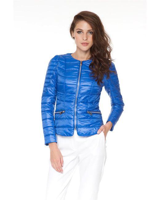 Куртки Odri                                                                                                              синий цвет
