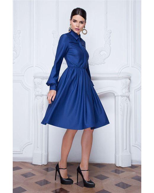 Платья Indigira                                                                                                              синий цвет