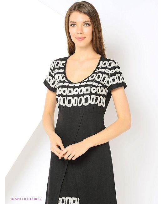 Платья D`Imma                                                                                                              чёрный цвет