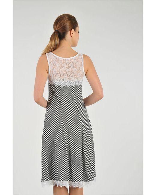 Платья M&L                                                                                                              белый цвет