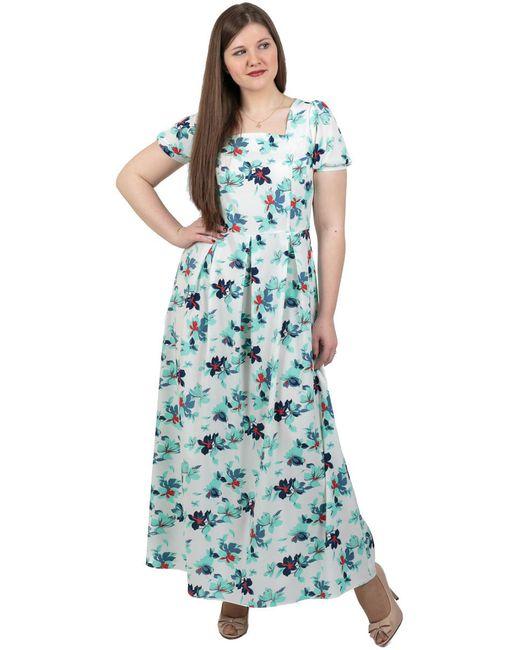Платья Regina Style                                                                                                              белый цвет