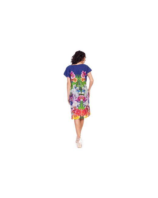 Платья INDIANO                                                                                                              синий цвет