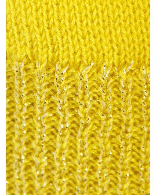 Кардиганы Oodji                                                                                                              желтый цвет