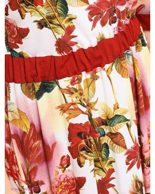 Платья Adzhedo                                                                                                              красный цвет