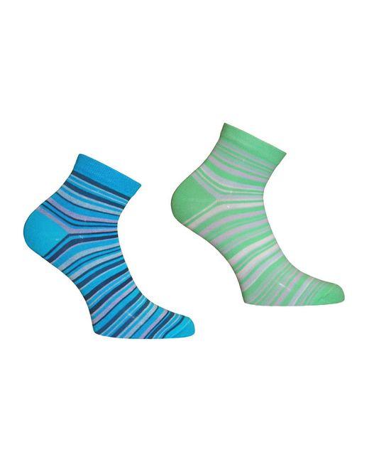 Носки Master Socks                                                                                                              Бирюзовый, Салатовый цвет