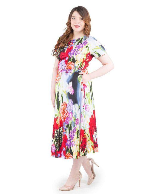Платья Svesta                                                                                                              Лиловый цвет