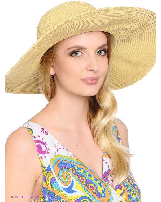 Шляпы Sela                                                                                                              бежевый цвет