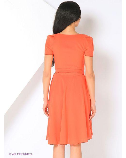 Платья BERTEN                                                                                                              розовый цвет