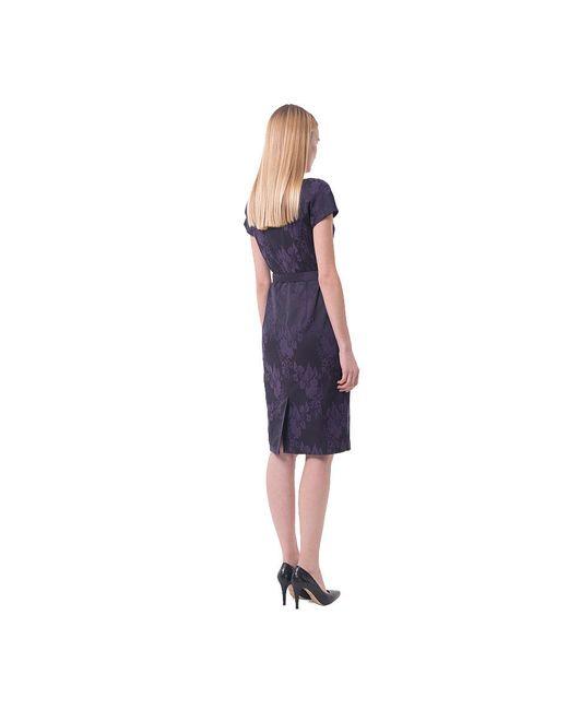 Платья LO                                                                                                              фиолетовый цвет