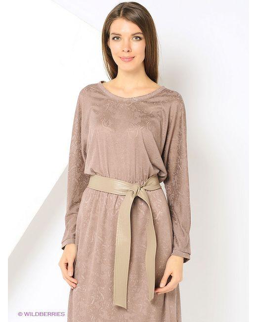 Платья LO                                                                                                              бежевый цвет