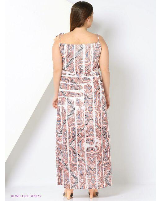 Платья Incity                                                                                                              бежевый цвет