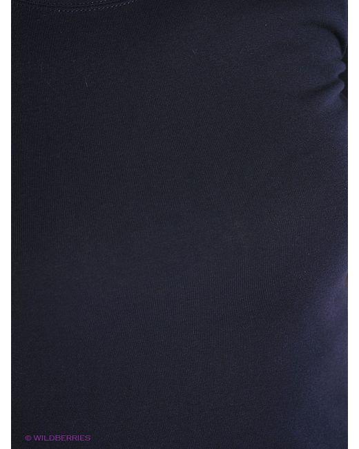 Футболка United Colors Of Benetton                                                                                                              синий цвет