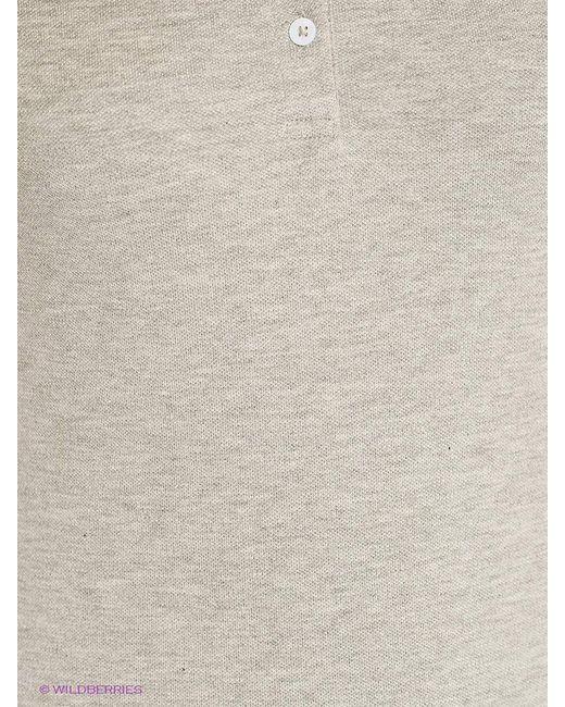 Поло Tommy Hilfiger                                                                                                              серый цвет