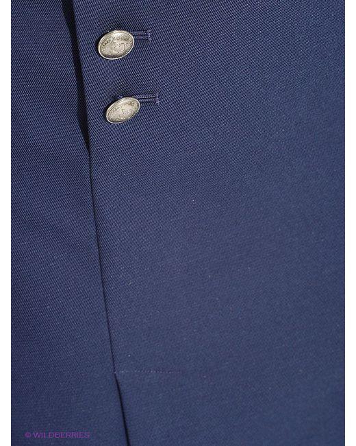 Юбки Tommy Hilfiger                                                                                                              синий цвет