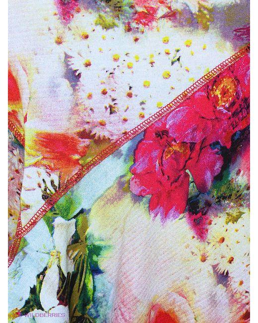 Платья Мадам Т Мадам Т                                                                                                              Малиновый, Салатовый цвет