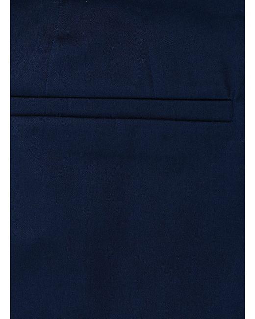 Юбки Oodji                                                                                                              синий цвет