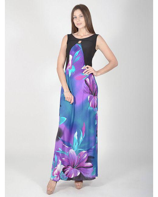 Платья VISERDI                                                                                                              фиолетовый цвет