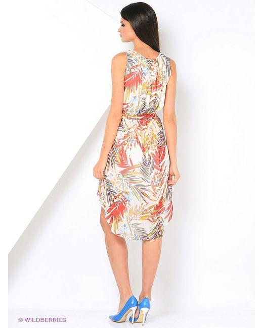 Платья ADL                                                                                                              розовый цвет
