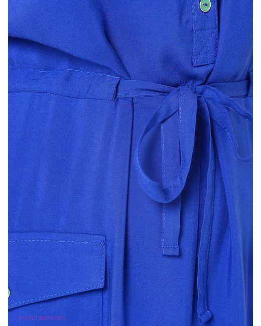Платья PRIZZARO                                                                                                              синий цвет