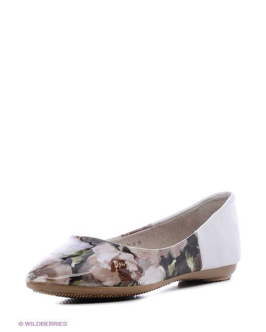 Туфли Spur                                                                                                              белый цвет