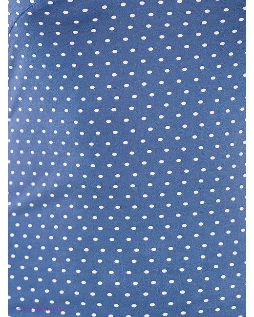 Топ RUXARA                                                                                                              голубой цвет
