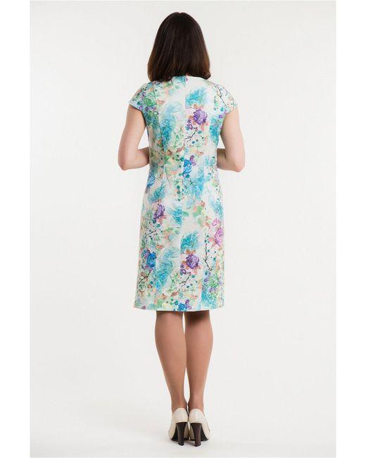 Платья Essa                                                                                                              голубой цвет