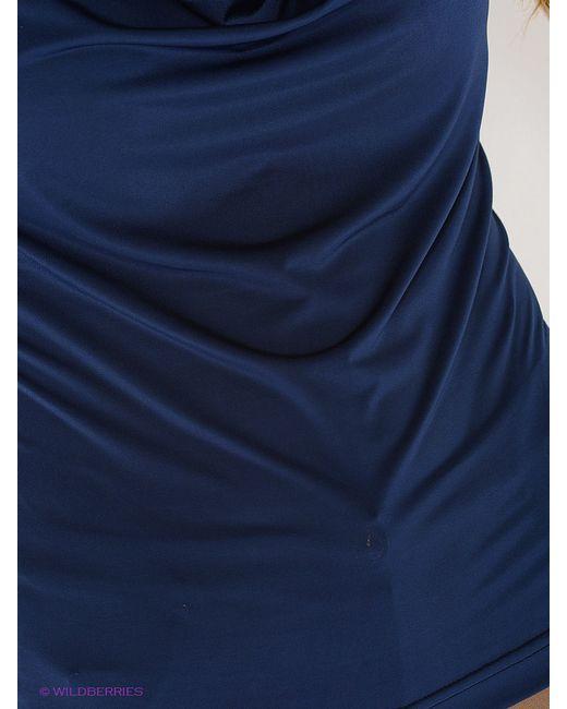 Топ Mondigo                                                                                                              синий цвет