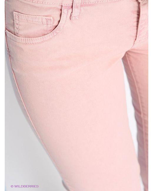Джинсы Trussardi                                                                                                              розовый цвет