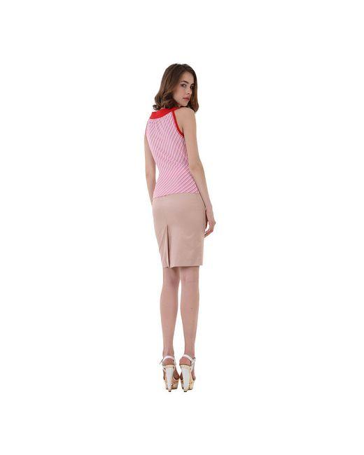 Блузки LO                                                                                                              розовый цвет