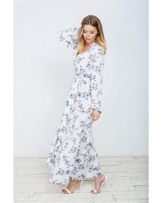 Платья LACCOM                                                                                                              бежевый цвет